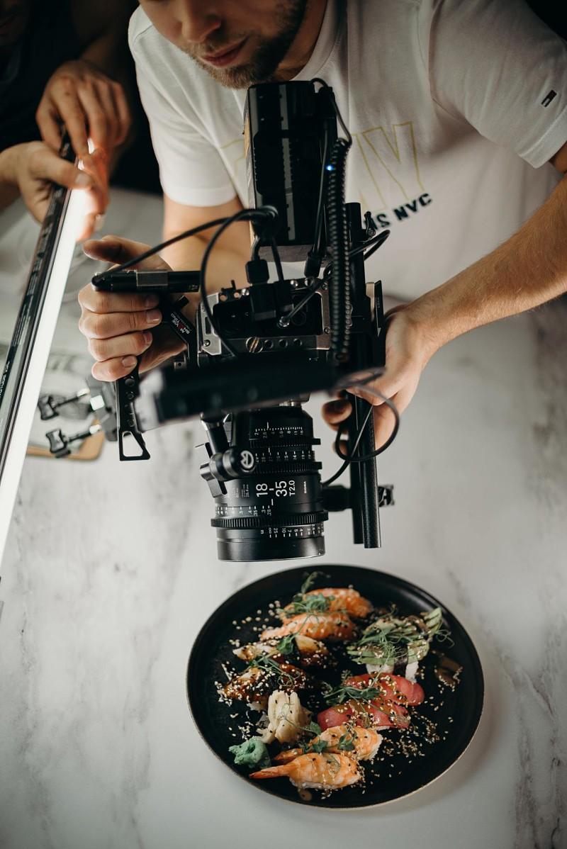 fotografia gastronómica la maquina de exprimir